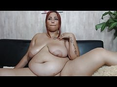 Bbw Catalina With Monstrous Jugs And Preggo
