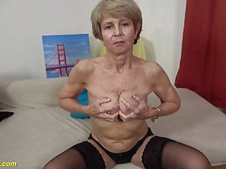 Pictures lady naked old Old Pussy