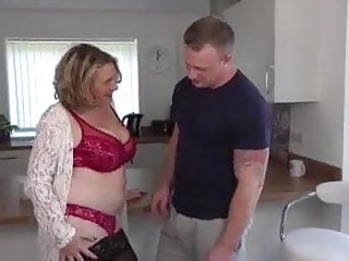 Horny fucks younger man...