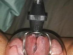 Pussy pump slut please come fist hard