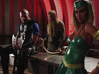 Thor XXX banged