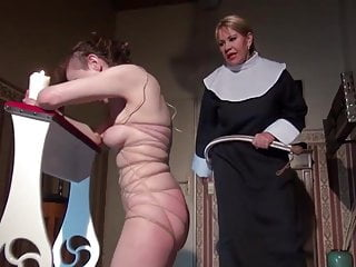 Whipping and humiliation...