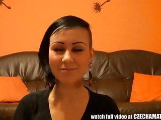 La più bella compagna ceca di ragazze amatoriali