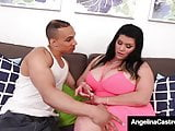 Phat Cuban Babe Angelina Castro Slammed By Horny Dick!