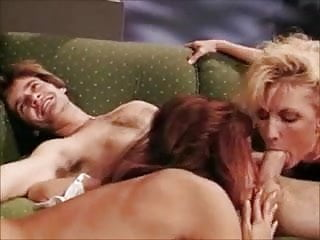 Michael J. Cox threesome with two women