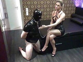 Slave fuck...
