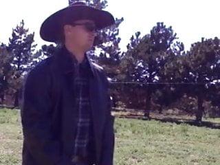 LEATHER COWBOY JACKING