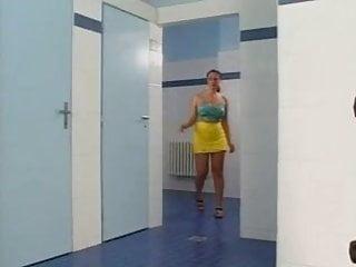 Toilette girl. BdS