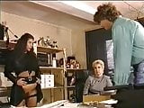 In the Office a Big Tits try Lesbo Fisting and Anal Fuck
