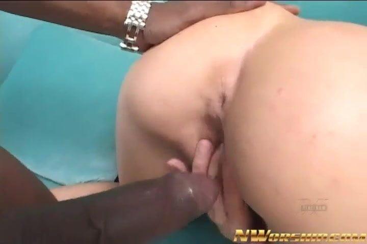 Busty Ebony Teen Fucked