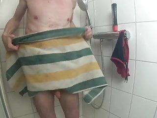 speedo guy his in in again shower red