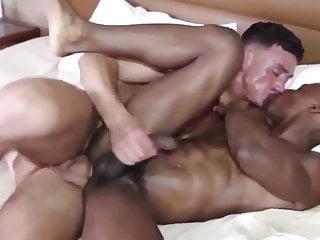 Bottom fucked...