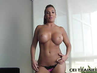 your Swallow pig cum CEI little cum you