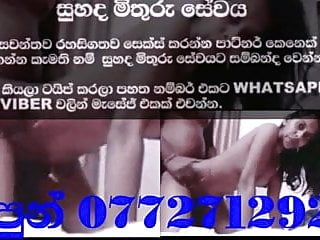 New sex Sri Lankan