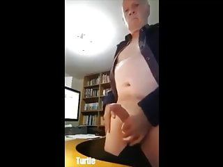 mature alone and excited 2