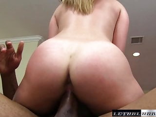 Brooke Wylde hardcore interrazziale cazzo nero