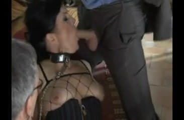 A Slave Wife Whipped And Slapped Then Fucked Slapped And Fucked