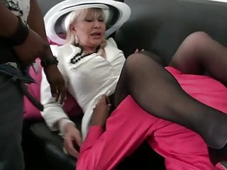 French granny pussy