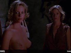 Celebrity Lynette & Leigh Harris Bare Bra-less And Stellar Video