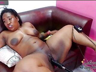 BBW Colombian babe