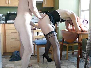 Naughty Little Maid