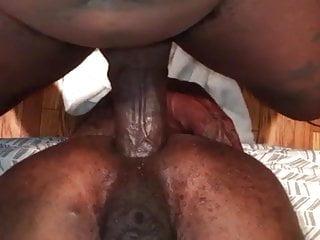 Deep In His Ass