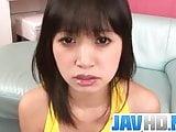Sexy Asian solo with horny Kotomi Asakura