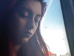 Spy face teens girl romanian