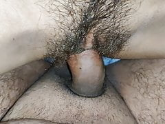 Husband anally fucks Indian maid in wife's absence
