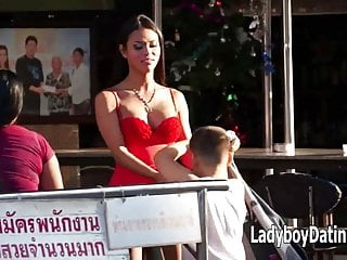 Pook Ladyboy Pattaya Afternoon 05 Soi Late Buakhao Bar
