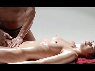 therapeutic massage in bdsm model