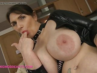 Bbw Shows Off Her Holes And Big Tits
