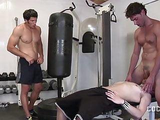 Leo Giamani, Jeremy Bilding and Ryan Buckley (BOLGB P2)