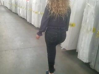 Ass walking