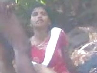 in boyfriend desi college forest by Marathi fuck girl  and