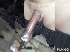 My big fat cock been pumped so big let me fuck your mouth