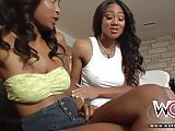 WCP CLUB Black lesbian roommates