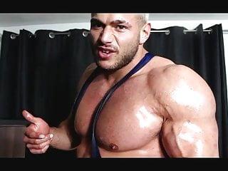 Juicy hairy hunk nipples...