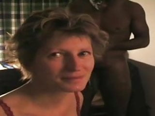 French wife take it analy and deep throating...