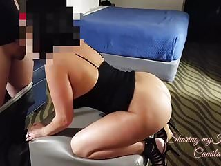Amateur hotwife shared compilation...