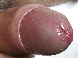 Sunday morning wet foreskin