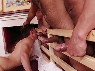 Hot Orgy – Devin F., Viktor R., Leo F., Mario D, Ibrahim M.
