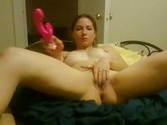 Wife Dixie D teases her cuckold