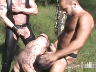 Berlin piss pigs unleashed...