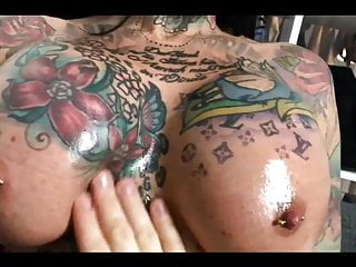 Escort with Tattoos fetches smashed