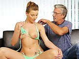 DADDY4K. Beauty finally gets chance to make love with...