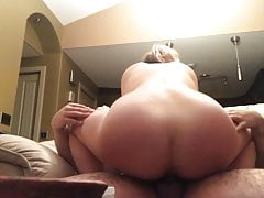 Compilation Blikken Dirty Talking Pawg Girlfriend Riding Dick!