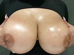 My busty Wife Amazing Tittyfuck