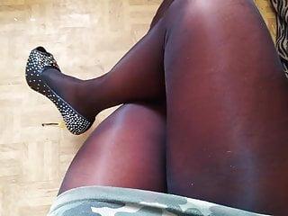 Mini skirt...