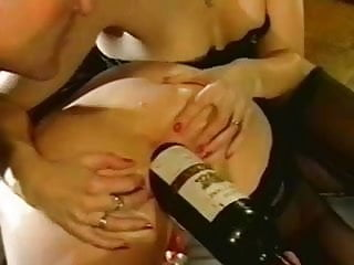 Anal Fist, Dildo, Bottle